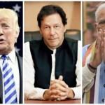 امریکی صدر ڈونلڈ ٹرمپ نے کہا ہے کہ انہوں نے مسئلہ کشمیر پر نریندر مودی اور عمران خان سے بات کی ہے
