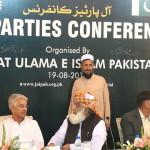 حزب اختلاف کی آل پارٹیز کانفرنس