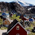 ڈنمارک کے خودمختار علاقے گرین لینڈ