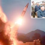 جمعے کی صبح شمالی کوریا نے مزید 2 میزائل فائر کرنے کا تجربہ کیا