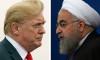 ایرانی صدر حسن روحانی اور امریکی صدر ڈونلڈ ٹرمپ