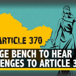 بھارتی سپریم کورٹ کا 5 رکنی بینچ شق 370 اور 35-A کے خاتمے کے خلاف دائر 14 درخواستوں کی سماعت کرے گا