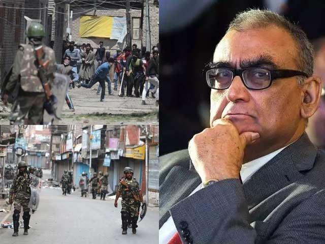 سپریم کورٹ کے سابق جج جسٹس مرکنڈے کاٹجوسے کشمیر کے حوالے سوال و جواب