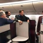 وزیر اعظم عمران خان کی نیو یارک سے وطن روانگی اور واپسی کیلئے استعمال سعودی حکومت کے طیارے میں تکنیکی خرابی کے حوالے سے کہانیاں جنم لے رہی ہیں