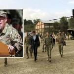 افغانستان میں امریکی فوج کے کمانڈر جنرل سکاٹ ملر نے امریکی وزیر دفاع مارک ایسپر کے ساتھ پریس کانفرنس کے دوران کیا