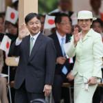جاپان کا شہنشاہ ناروہیتو  کے تخت نشینی کی تقریب کل ہو گی