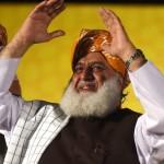 مذاکرات میں ناکامی پر حکومت کا فضل الرحمان کو نظربند کرنے کا فیصلہ