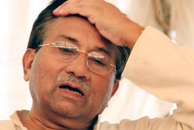 سابق صدر جنرل (ر) پرویز مشرف