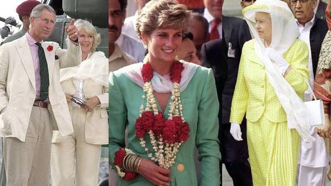 شہزادی ڈیانا نے پاکستان کے 3 دورے کیے اور ان کے ہر دورے کی اپنی انفرادیت تھی