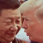 چلی کانفرنس میں صدر ڈونلڈ ٹرمپ کی چینی ہم منصب شی جن پنگ سے ملاقات