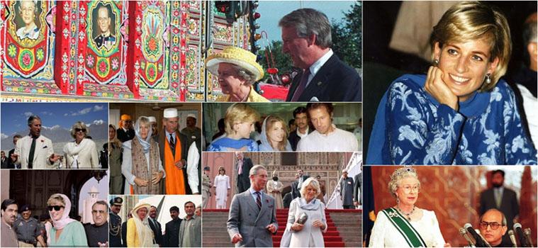 شاہی جوڑے کا دورہ پاکستان اور تاریخی رشتے
