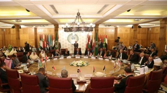 عرب لیگ کے وزرائے خارجہ کا ہنگامی اجلاس قاہرہ میں آج  کے روز ہوا اور اس میں شام کے شمال مشرقی علاقے میں ترکی کی فوجی کارروائی سے پیدا ہونے والی صورت حال پر غور کیا گیا ہ وہ اپنے خطے کا تحفظ کریں۔