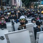 امریکی صدر ڈونلڈ ٹرمپ نے ہانگ کانگ میں جمہوریت نواز مظاہرین کی حمایت کے لیے قانون پر دستخط کر دیے ہیں