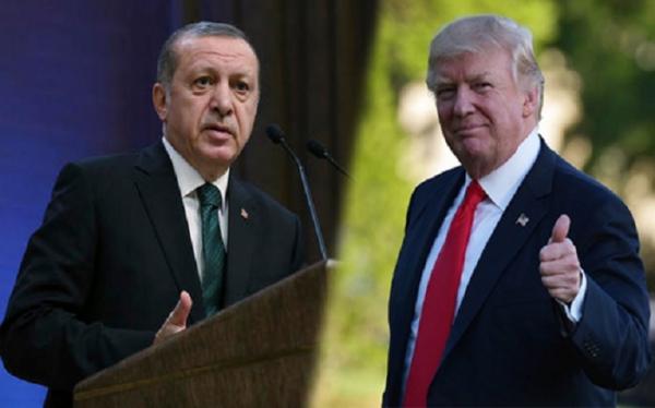 ترکی کے صدر رجب طیب اردگان اگلے ہفتے ڈونلڈ ٹرمپ سے ملاقات کے لئے امریکہ کا دورہ کریں گے