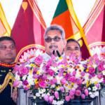 سری لنکا کے صدر گوتا بایا راجا پاکسا