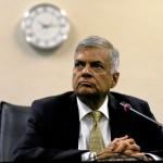 سری لنکا کے وزیر اعظم رانیل وکریمے سنگھے