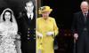 ملکہ برطانیہ الزبتھ دوئم اور شہزادہ فلپ کی شادی کی 72 ویں سالگرہ