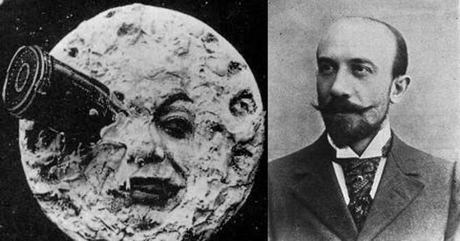 چاند کا سفر؛ جارج میلیس کے ساتھ