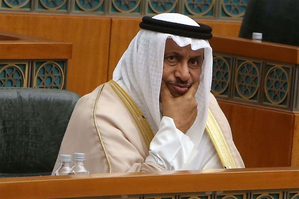 کویتی وزیر اعظم شیخ جابر مبارک الحمد