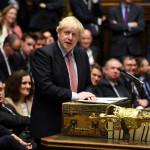 برطانوی پارلیمنٹ میں 358 قانون سازوں نے معاہدے کی حمایت جبکہ 234 نے مخالفت میں ووٹ دیے