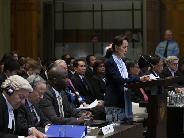 بین الاقوامی عدالتِ انصاف میں میانمار پر نسل کشی کے الزامات کی سماعت مکمل