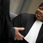 بین الاقوامی فوجداری عدالت 'آئی سی سی' کی پراسیکیوٹر 'فاتو بینسودا'