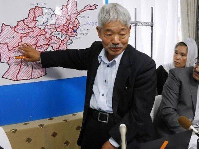 تہتر سالہ ٹیٹسو ناکامورا پیس جاپان میڈیکل سروسز کے سربراہ تھے