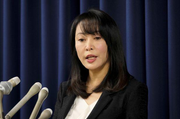 جاپان کے وزیر انصاف ماساکو موری