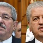 سابق وزرائے اعظم احمد اویاحیا اور عبدلملک سلال