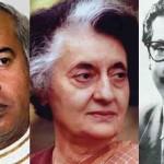 شیخ مجیب الرحمان، اندرا گاندھی اور ذوالفقار علی بھٹو