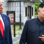 صدر ٹرمپ اور کم جونگ ان کی 2018ء میں سنگاپور میں ملاقات ہوئی تھی، جس کے بعد سے دونوں رہنما 3 ملاقاتیں کر چکے ہیں