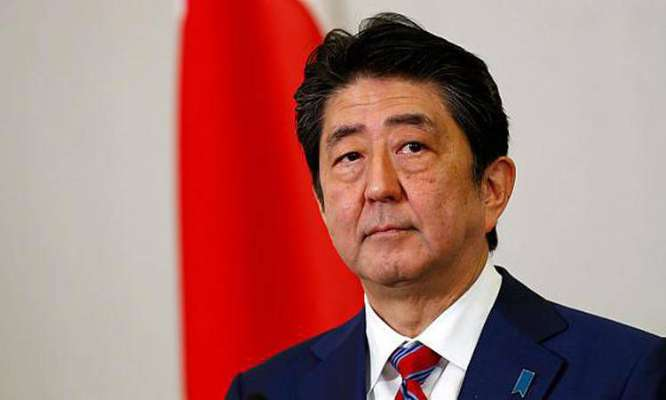 جاپانی وزیر اعظم  شنزو آبے