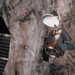 مصنوعی سیارے امریکی ریاست پریٹسبرگ کے اوپر 560 میل (901) کلومیٹر کی بلندی پر ہیں