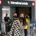 چین سے جاپان انخلا کرنے والے 200 جاپانی شہری بدھ کی صبح ٹوکیو کے ہانیدا ائیرپورٹ پہنچ گئے