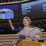یورپی یونین کمیشن کے سربراہ ارسولا ون ڈیر لیئن
