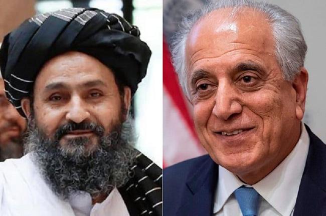 قطر میں امریکا اور طالبان کے میں جاری مذاکرات میں بریک تھرو کا امکان موجود ہے