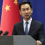 چین کی وزارت خارجہ کے ترجمان گنگ شوانگ
