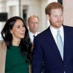 برطانیہ کے شہزادے ہیری اور ان کی اہلیہ میگھن مارکل
