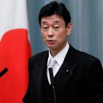 جاپان کے وزیر معاشیات یاسوتوشی نِشی مورا