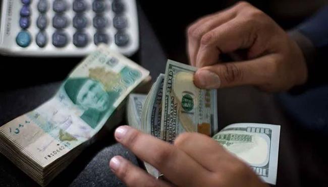 ڈالر 166.15 روپے کا ہو گیا
