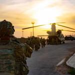 امریکی فوج نے عراق میں کرکوک ایئربیس بھی خالی کر دی