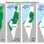صہیونی حکومت 1948 سے لے کر اب تک 85 فیصد فلسطینی سرزمین پر اپنا ناجائز اور غاصبانہ قبضہ جما چکی ہے
