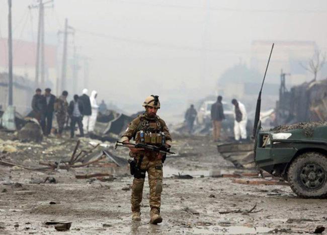 مجموعی طور پر ابتدائی 3 ماہ میں لڑائی کے نتیجے میں 1293 شہری متاثر ہوئے جن میں سے 760 زخمی ہوئے جبکہ باقی ہلاک ہوئے