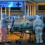 گزشتہ 24 گھنٹوں کے دوران اٹلی میں مزید 812 افراد ہلاک