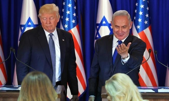 رواں سال 28 جنوری کو ٹرمپ نے مشرق وسطی کے لیے امن منصوبے کا اعلان کرتے ہوئے کہا تھا کہ یروشلم  اسرائیل کا 'غیر منقسم دارالحکومت' رہے گا