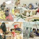 خانہ جنگی سے تباہ حال یمن میں بدترین قحط کے باعث 80 فیصد آبادی خوراک کو ترسنے لگی
