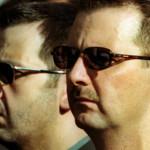 شام کے صدر بشار الاسد اور ان  بھائی ماہر الاسد