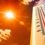 اس سال کے پہلے 10 مہینے یہ بتاتے ہیں کہ 2016 ء کے بعد یہ دوسرا گرم ترین سال رہا