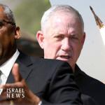 اسرائیل ، امریکی دفاع کے سربراہان نے ایران پر تبادلہ خیال کیا