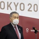 ٹوکیو اولمپکس و پیرالمپکس کی منتظم کمیٹی کے سربراہ موری یوشیرو